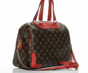 Louis Vuitton Bolsa multicolor