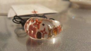 Original Louis Vuitton Ring Inclusion Gr. L transparent