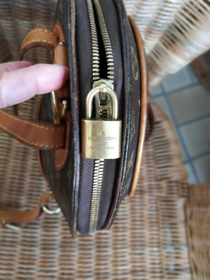 Original Louis Vuitton Rucksack Ellipse