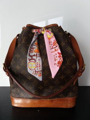 Original LOUIS VUITTON Sac Noe GM Monogram Canvas inkl. Bandeau