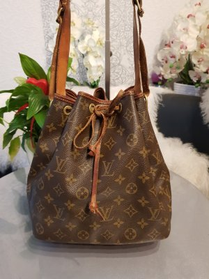 Original Louis Vuitton Sac Noe Monogram Canvas