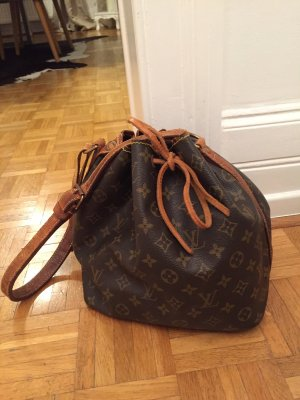 Louis Vuitton Borsellino marrone-cognac