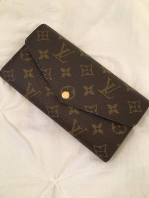 Original Louis Vuitton Sarah Geldbörse