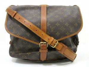 Original Louis Vuitton Saumur 35