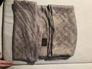 Original Louis Vuitton Schal, beige Gold, Special Edition