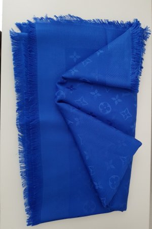 Louis Vuitton Scarf blue
