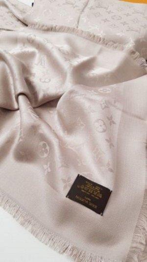 Original Louis Vuitton Schal/Tuch monogram in taupe- neu !