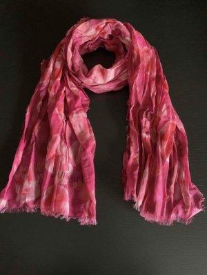 Original Louis Vuitton Schal Tuch Sommer pink