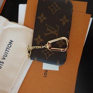 Original Louis Vuitton Schlüsseletui Monogramm neu