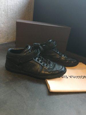 Louis Vuitton Sneakers met veters zwart
