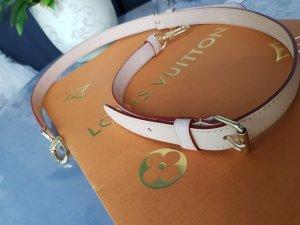 Original Louis Vuitton Schultergurt Bandouliere NEU 3 Teile ! 70 bis 118 cm