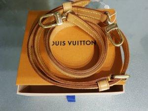 Original Louis Vuitton Schultergurt NEU & Rechnung & Box