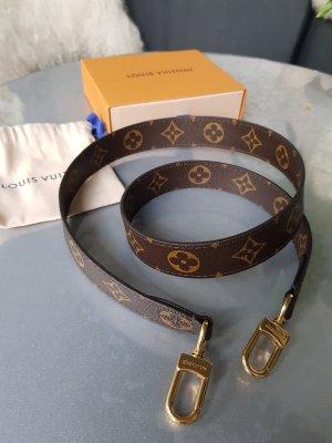 Louis Vuitton Bandolera color oro-marrón