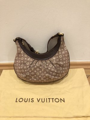 Original Louis Vuitton Schultertasche Canvas