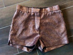 Original Louis Vuitton Shorts Pink Glitzer Hotpants Luxus 36
