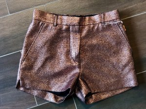 Original Louis Vuitton Shorts Pink Glitzer Hotpants Luxus 36