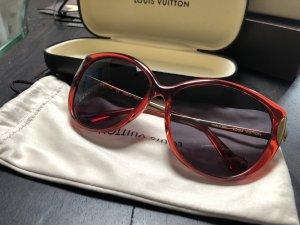 Original Louis Vuitton Sonnebrille Garance Coquelicot Rot mit Rechnung und Box