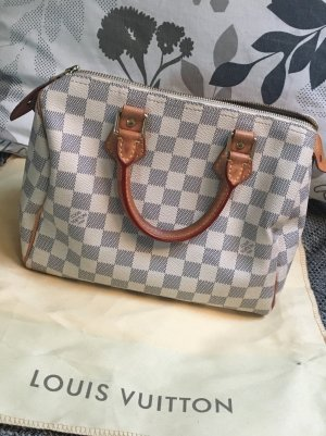 Original Louis Vuitton Speedy 25 Damien Azur