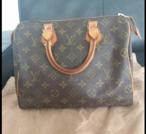 Original Louis Vuitton Speedy 25, Vintage