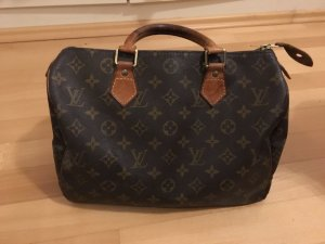 Louis Vuitton Sac Baril multicolore cuir