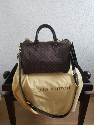 Original Louis Vuitton Speedy 30 Band. Mini Lin