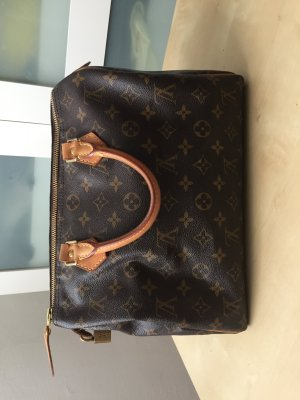Original Louis Vuitton Speedy 30 im Monogram Canvas