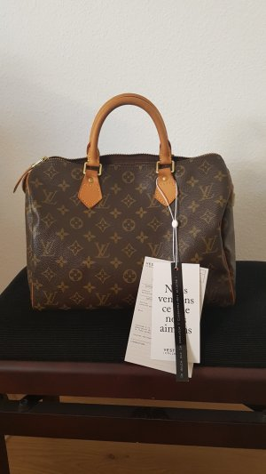Louis Vuitton Sac Baril marron clair-brun