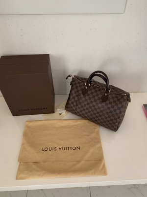 Original Louis Vuitton Speedy 35 Damier