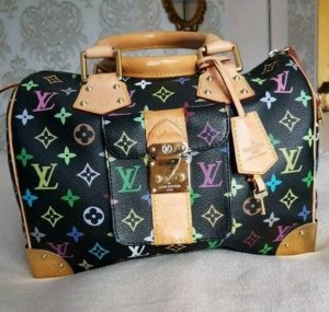 Louis Vuitton Borsetta nero