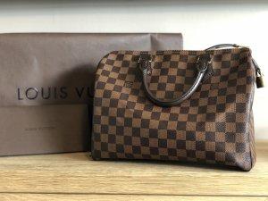 Original Louis Vuitton Speedy NM 30 Damier Rechnung Staubbeutel Tasche