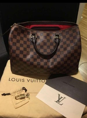 Original Louis Vuitton Speedy NM 35 Damier