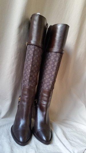 Original Louis Vuitton Stiefel Größe 39.5