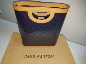 Original Louis Vuitton  Stillwood  vertical  blau Tasche