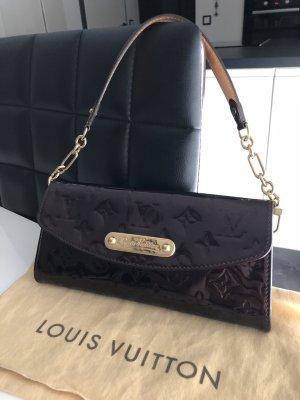 Louis Vuitton Bolso tipo pochette burdeos