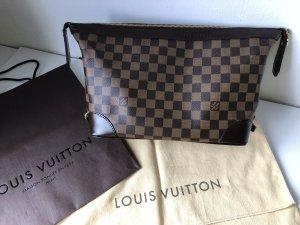 Louis Vuitton Borsa marrone-nero-cognac