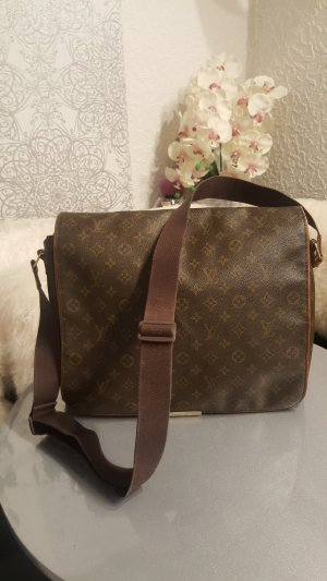 Original Louis Vuitton Tasche Abbesses GM Messenger
