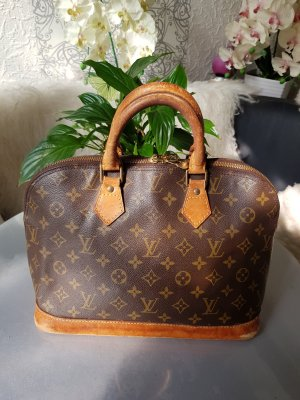 Original Louis Vuitton Tasche Alma 1994 Monogram Canvas