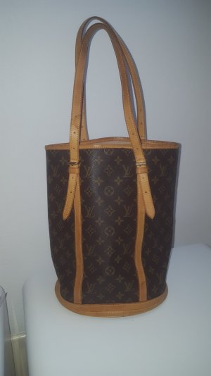 Original Louis Vuitton Tasche Bucket GM Monogram