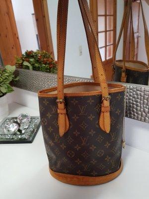 Original Louis Vuitton Tasche Bucket PM