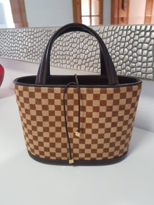 Original  Louis Vuitton Tasche Damier impala