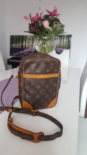 Louis Vuitton Sac à main brun-cognac