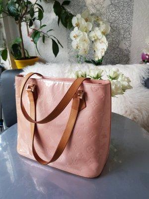 Louis Vuitton Bandolera rosa empolvado