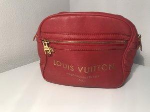 Louis Vuitton Sac à main doré-rouge