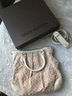 Original Louis Vuitton Tasche Mini Lin Marina PM pink