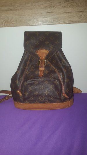 Original Louis Vuitton Tasche Montsouris MM