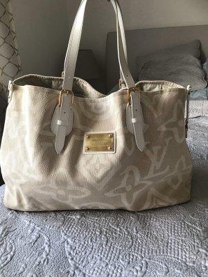 Original Louis Vuitton Tasche Neverfull Shopper Tahitienne