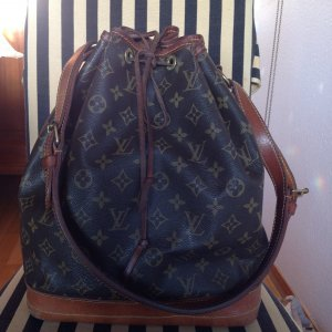 Louis Vuitton Sac bronze cuir