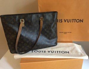 42e1fc3853552 Original Louis Vuitton Tasche Shopper mit OVP