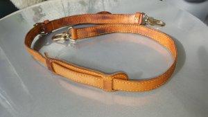 Original Louis Vuitton Taschengurt Trageriemen hellbraun Keepall