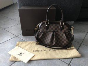 Original Louis Vuitton Trevi PM Damier Ebene mit Rechnung und Karton